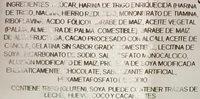 Funge Marshmallow - Ingrediënten - es