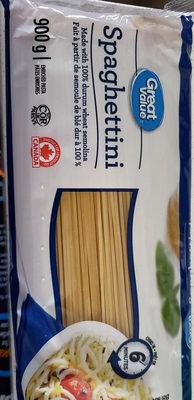 Spaghettini - Produit - en