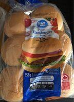 Pain à Hamburger - Produit - fr