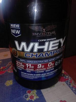 Whey champion - Producto - es