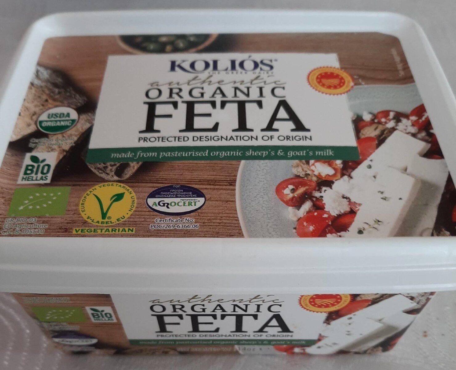 Organic FETA - Product - fr
