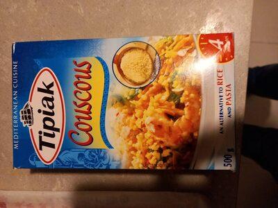 Couscous, Tipiak brand - 产品 - en