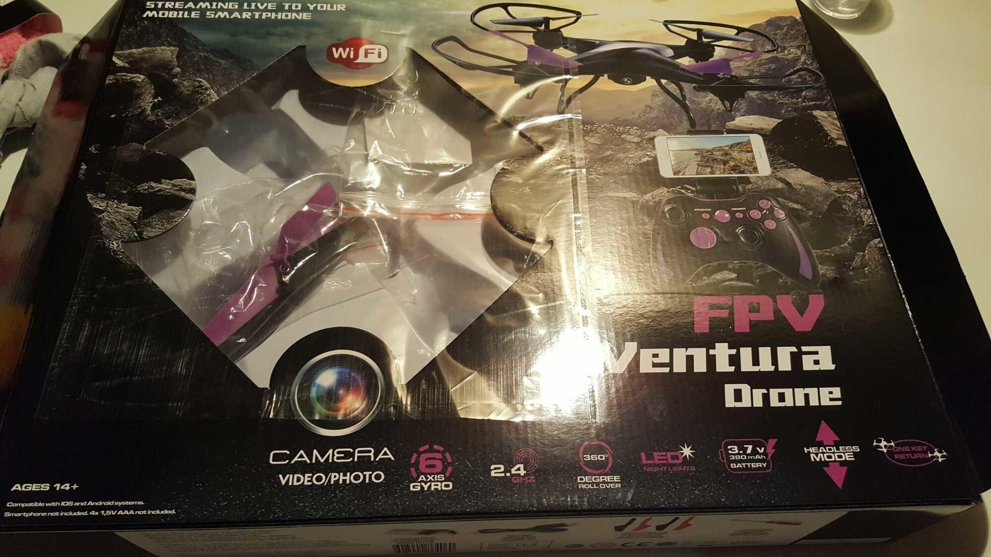 Ventura Drone - FPV