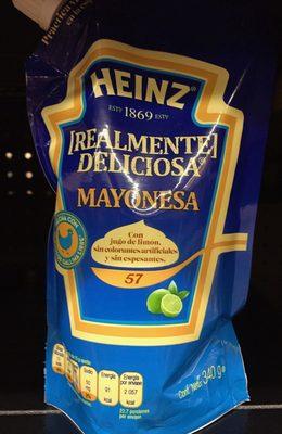 Mayonesa Heinz - Product - es