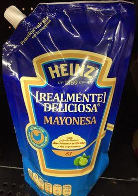 Mayonesa Heinz - Produit