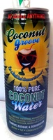 100% coconut water - Product