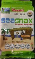 Grab and go seaweed - Product - en