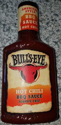 Hot Chili BBQ Sauce - Product