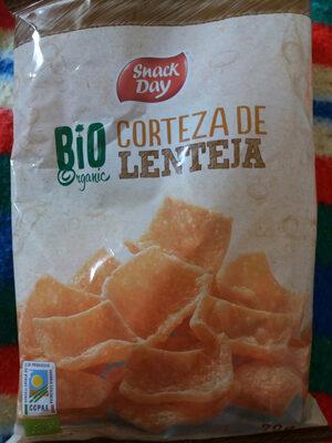 Corteza de lentejas Bio Organic - Product