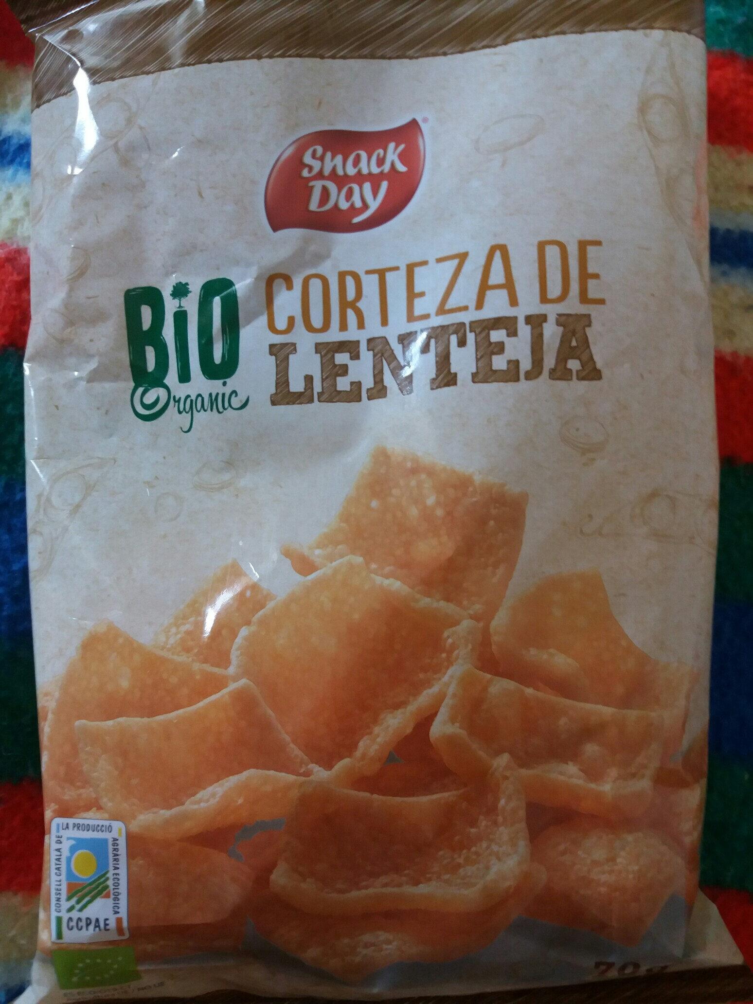 Corteza de lentejas Bio Organic - Producto