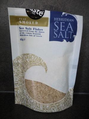 Sel des Îles Hébrides Fumé à la Tourbe - Product