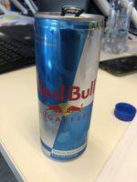 Red Bull Sugar free - Product - en