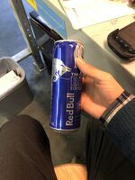 Energy drink, blueberry - Product - en