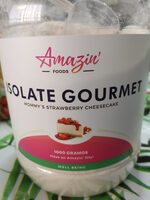 isolate whey gourmet - Producto - es