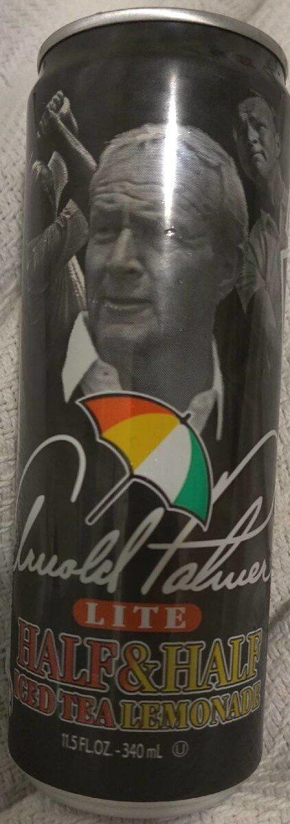 Arnold Palmer Lite Half & Half Iced Tea Lemonade - Produit - en