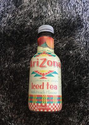 Iced tea with Peach Flavour - Produit