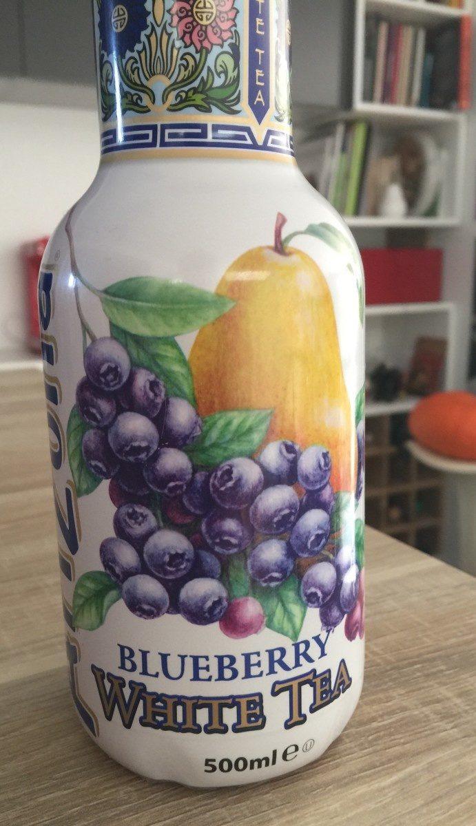 Blueberry White Tea - Product