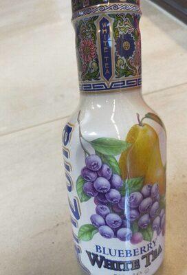 Blueberry White Tea - Produit - fr