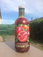 Green tea pomegranate - Product