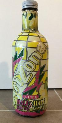 Arizona Lite Half Iced Tea & Half Lemonade - Product