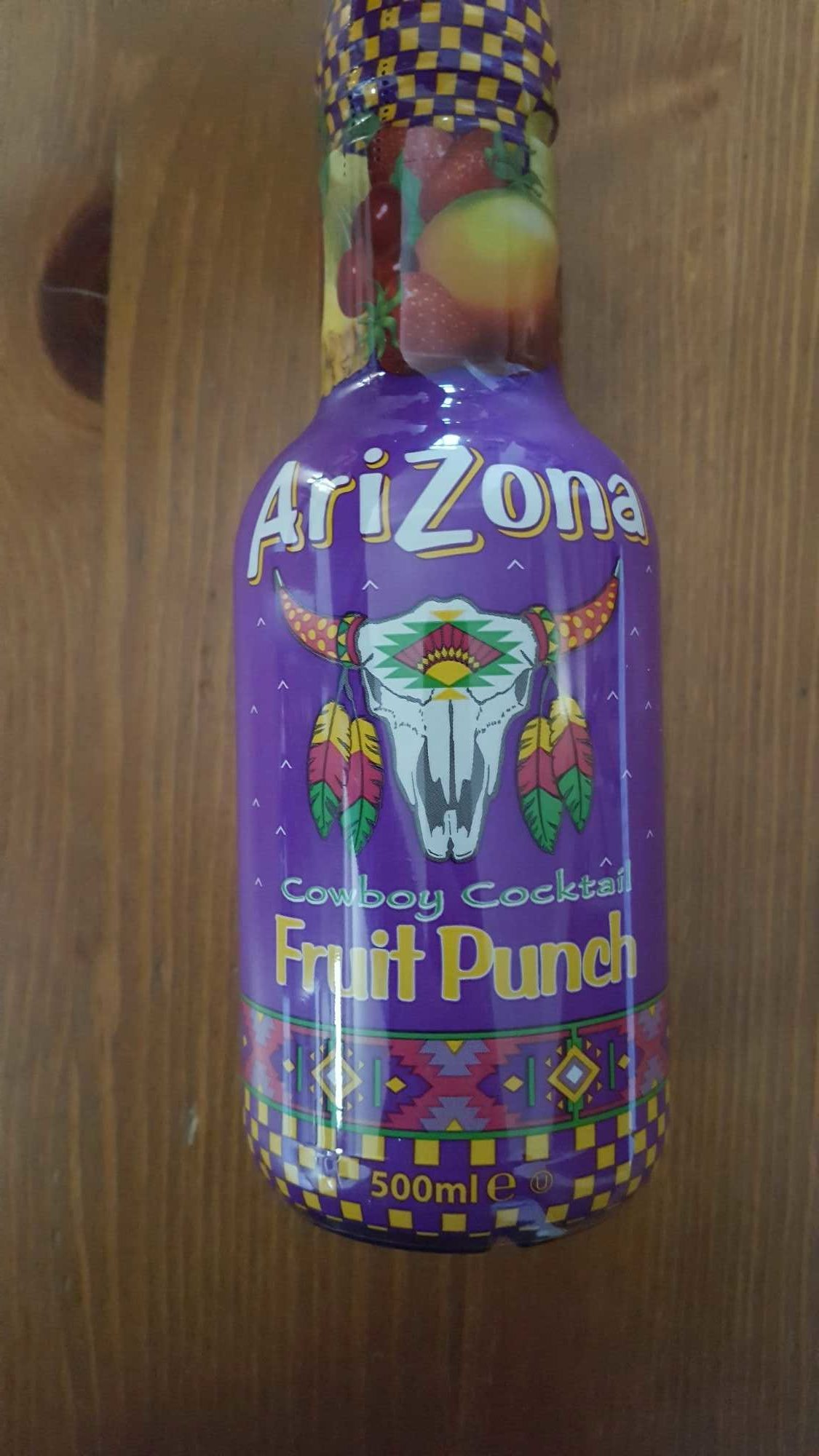 Cowboy Cocktail Fruit Punch - Product - fr