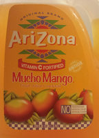 Mucho Mango Fruit Juice Cocktail - Product - en