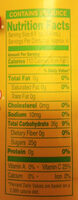 Fruit Juice Cocktail, Mucho Mango - Nutrition facts