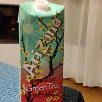 Peach Green Tea with honey & peache juice - Produit - en