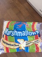 Mini Marshmallows - Product - fr