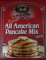 Original All American Pancake Mix - Product - fr