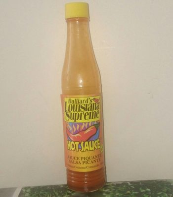 Bulliard's Louisiana Hot Sauce - Product - fr