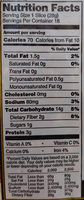 Bread, Organic, Super Grains (Multigrain) - Nutrition facts