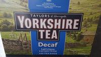 Yorkshire Tea Decaf - Prodotto - en