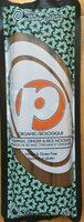 Pumpkin, Ginger & Rice Noodles - Producte - pt
