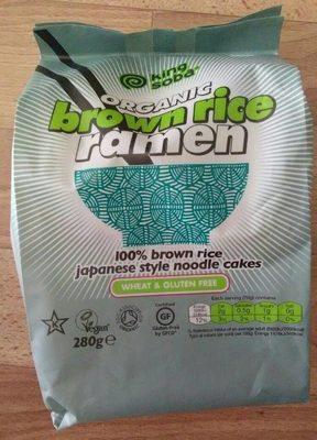 Organic brown rice ramen - Producte
