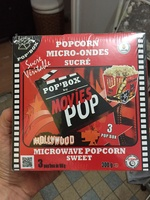 Pop'box by movies pop - Product