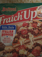 Fraich'up Italian Burger - Produit - fr
