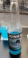 Cane sugar soda - Produit