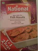 Spice mix for fish masala - Product