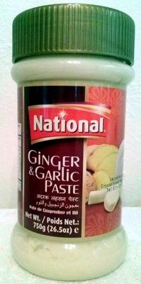 Ginger&garlic paste - Product