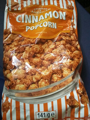 Cinnamon Flavoured Popcorn - Product - en