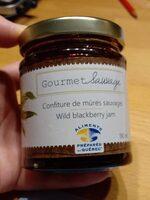 Confiture de mûres sauvages - Prodotto - fr