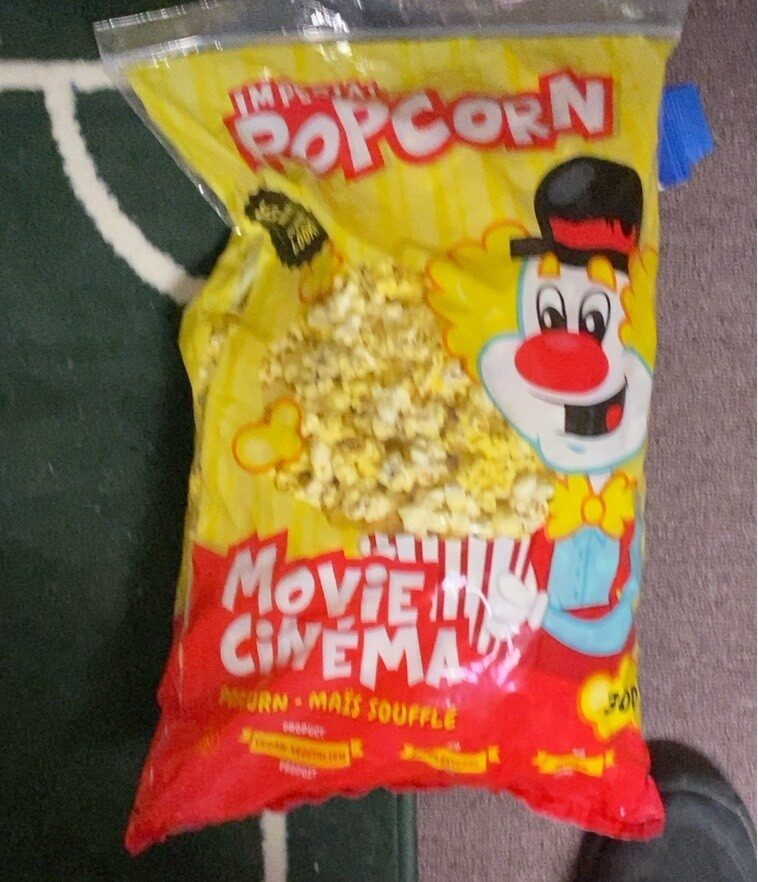 Popcorn - 产品 - fr