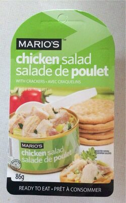 Salade de poulet - Product - fr