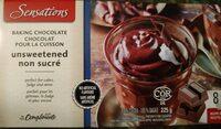 Unsweetened Baking Chocolate - Product - en