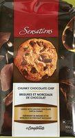 Chunky Chocolate Chip - Produit - en