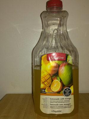 Limonade avec mangue - Produit - fr