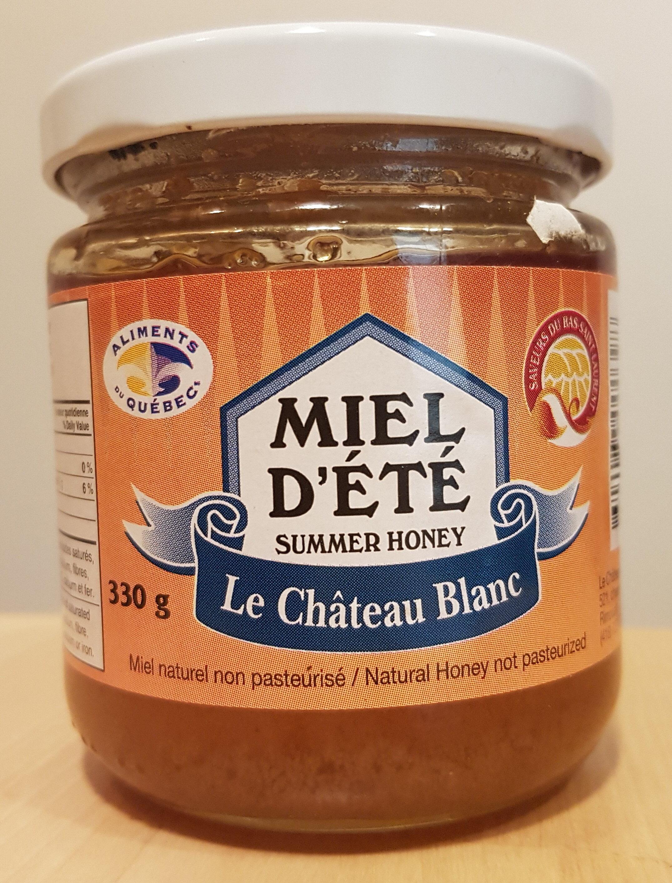 Miel d'Été - Product