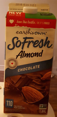 Almond chocolate - Product - fr