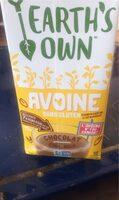 Lait avoine chocolat - Produit - fr